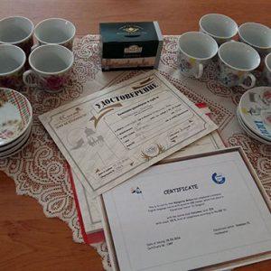Раздаване на сертификати